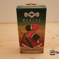 Marley - InEar Kopfhörer - Jammin'Collection - Smile Jamaica «Fire»