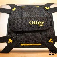Otter Box Utility Series - The latch for iPad
