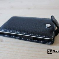 Proporta Aluminium Lined Leather Case fürs Samsung Galaxy S2