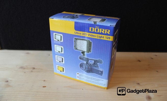 DÖRR Ultra LED Video Light 126