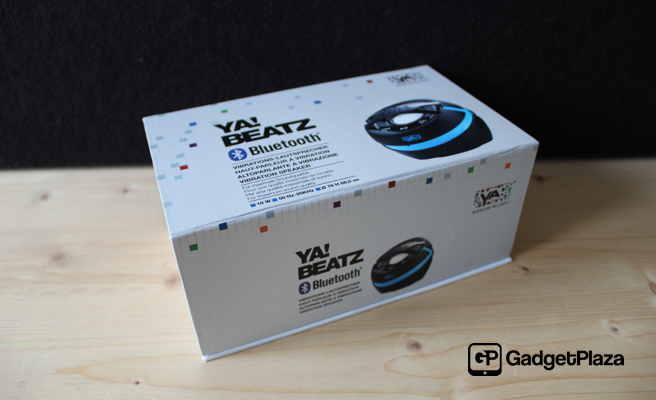 YA! Beatz Bluetooth Speaker