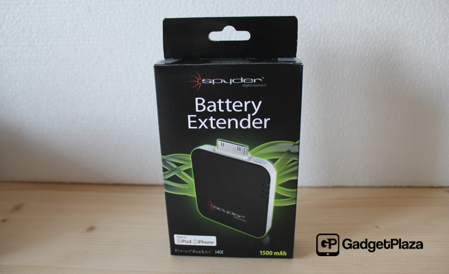 Spyder «Battery Extender» PowerShadow i4X