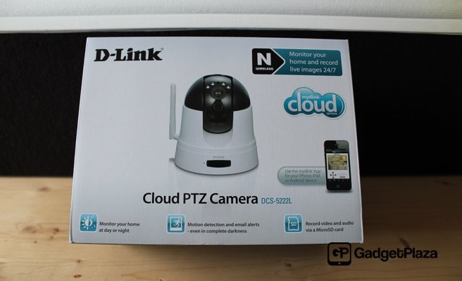 D-Link DCS-5222L Cloud Kamera