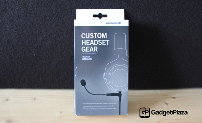 Beyerdynamic Custom Headset Gear