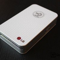 LG Pocket Photo - mobiler Fotodrucker