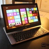 Acer Aspire R7 - 571G - Tablet-Notebook Hybride