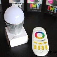 IWY-Light – WLAN gesteuerte LED-Birnen