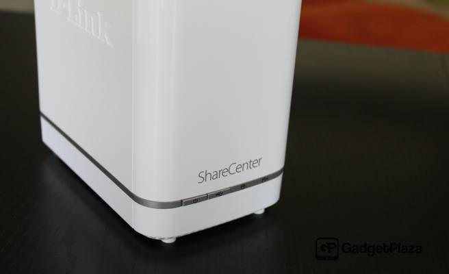 D-Link DNS-327L SoHo Cloud ShareCenter