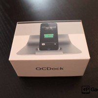 OCDock – Minimalistische Dockingstation fürs iPhone