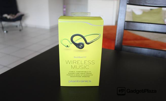 Plantronics BackBeat FIT Bluetooth Stereoheadset