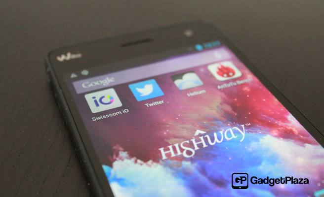 Wiko Highway Black