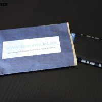 Space Wallet - Bussiness Black
