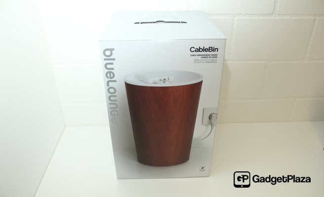 Bluelounge CableBin