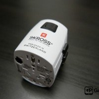 SKROSS World-Reiseadapter Pro USB