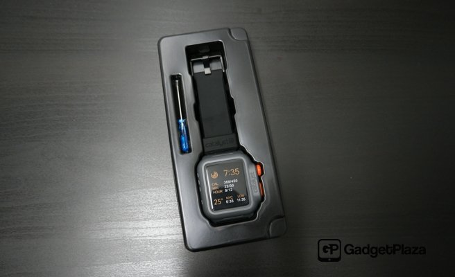 Catalyst - Wasserdichtes Apple Watch Case