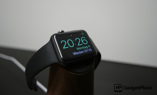 Klee Dock für die Apple Watch