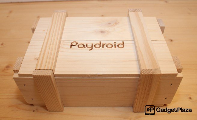 Paydroid Dock