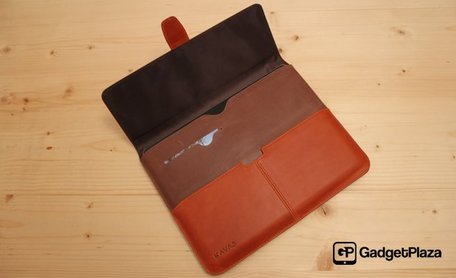 KAVAJ Ledertasche Case Envelope
