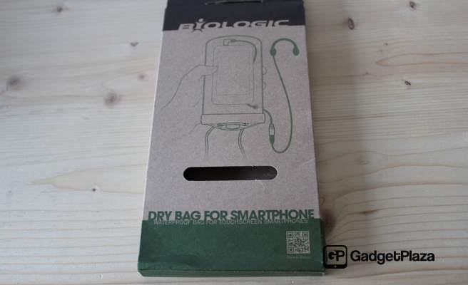 Biologic - dry Bag for Smartphone