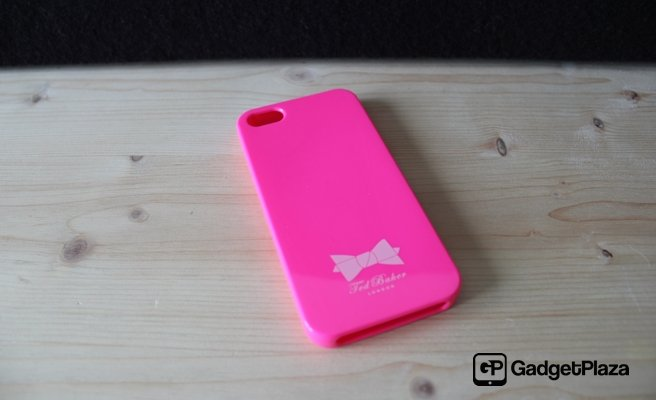 Ted Baker Scented iPhone 5 Case - Sweet Talk