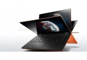 Lenovo IdeaPad Yoga11 Orange