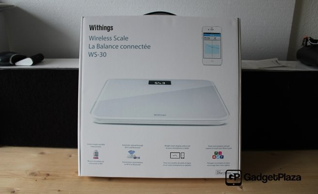 Withings Wireless Scale WS-30