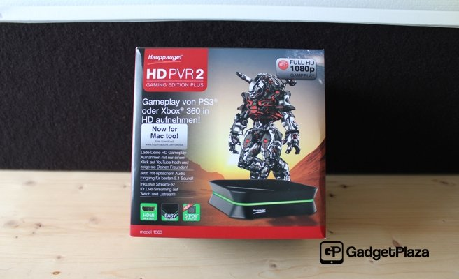 Hauppauge HD PVR 2 Gaming Edition Plus