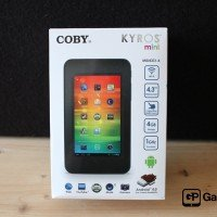 Coby Mini Android Tablet Kyros mini MID4331-4
