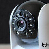 D-Link DCS-5020L Webcam mit Sound-Detection