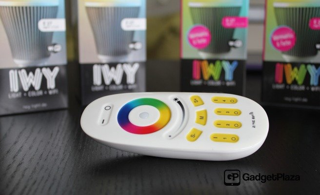 IWY-Light - WLAN gesteuerte LED-Birnen